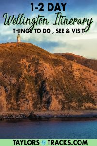 Plan the perfect 1 day in Wellington or weekend in Wellington with this thought out Wellington itinerary that includes things to do and options for all types of travellers. Covering the best things to do in Wellington and more, this guide for New Zealand's capital has got you covered. Click to start planning your trip to Wellington!
