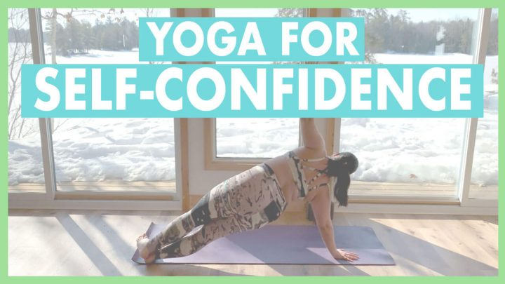 Yoga for Self-Confidence: A Confident Yoga Flow