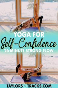Yoga is a wonderful confidence booster for many reasons and this yoga practice is specifically designed to help you feel strong, secure, and confident. Join me for a yoga for self-confidence flow using the best yoga poses to boost confidence. Click to practice!