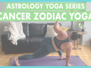 Cancer Zodiac Yoga