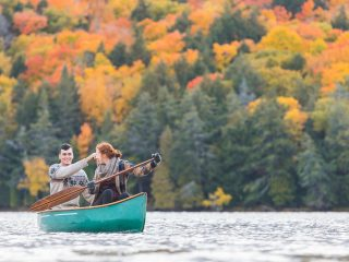 Best fall colours in Ontario