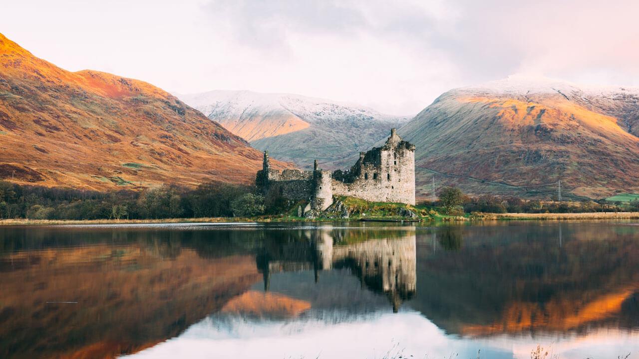 5 Majestic Yoga Retreats in Scotland (2021 & 2022)