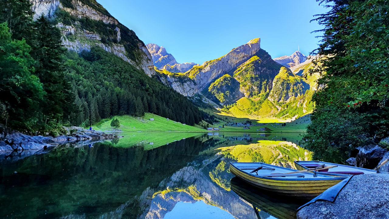 5 Serene Yoga Retreats in Switzerland (2021 & 2022)